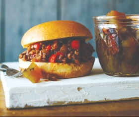 IMG Southern from Scratch_pg.48_Watermelon Rind Sloppy Joe_RB